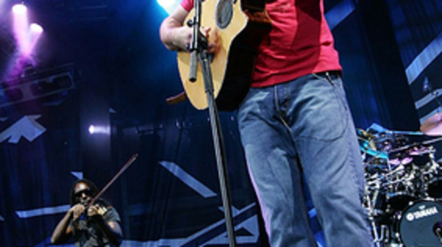 Dave Matthews Band 3 - Bonner Springs, KS 5/31/06
