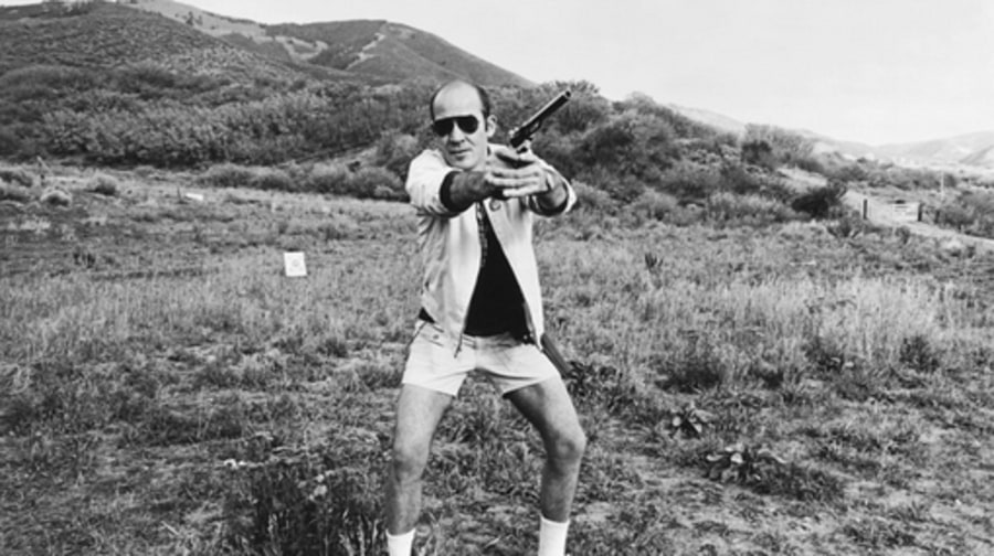 Hunter S. Thompson Gallery: 1976