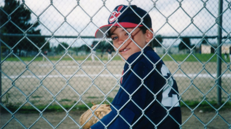 Zac Efron Gallery: baseball 9yrs
