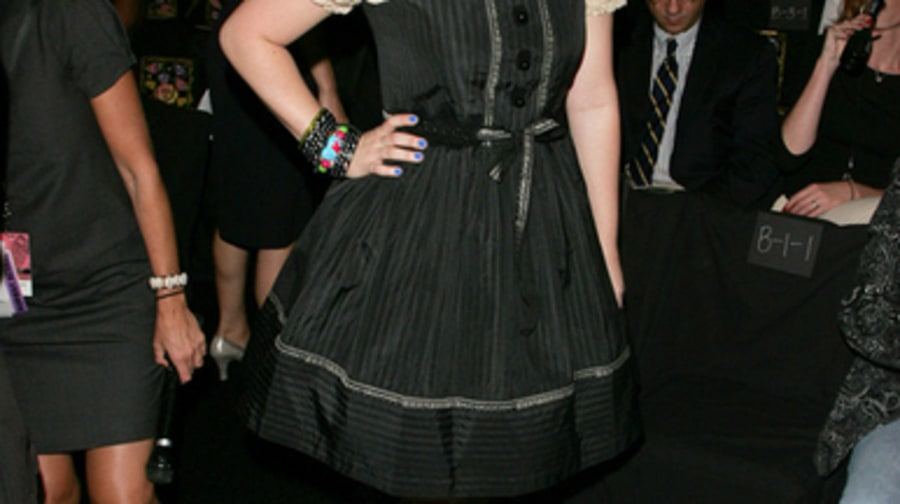 ROCK invades Fashion Week: Amy Lee