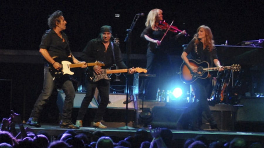 Bruce Springsteen and the E Street Band Opener: 10
