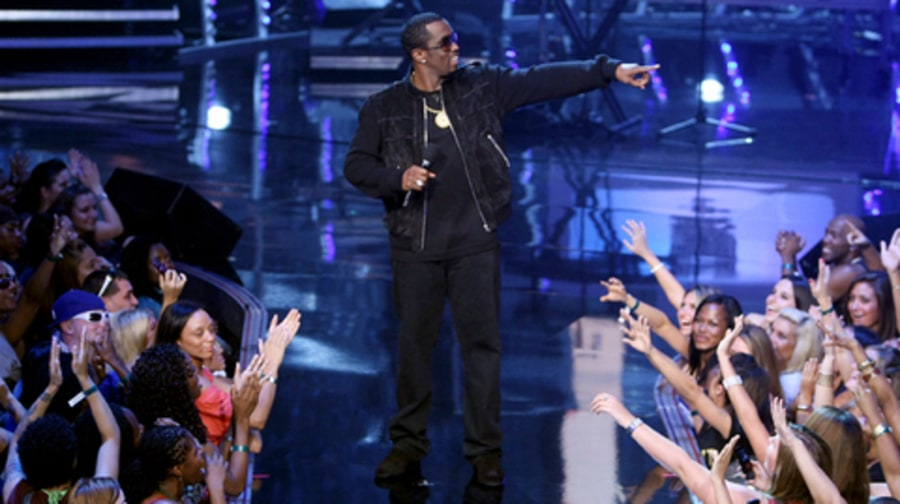Hip-Hop Honors 2007: Diddy