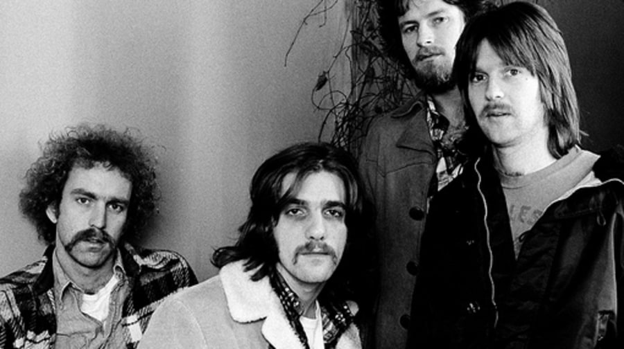THe Eagles Gallery: 1972 (portrait)