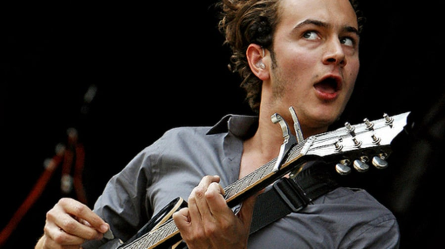 Guitar Jam Faces: Editors