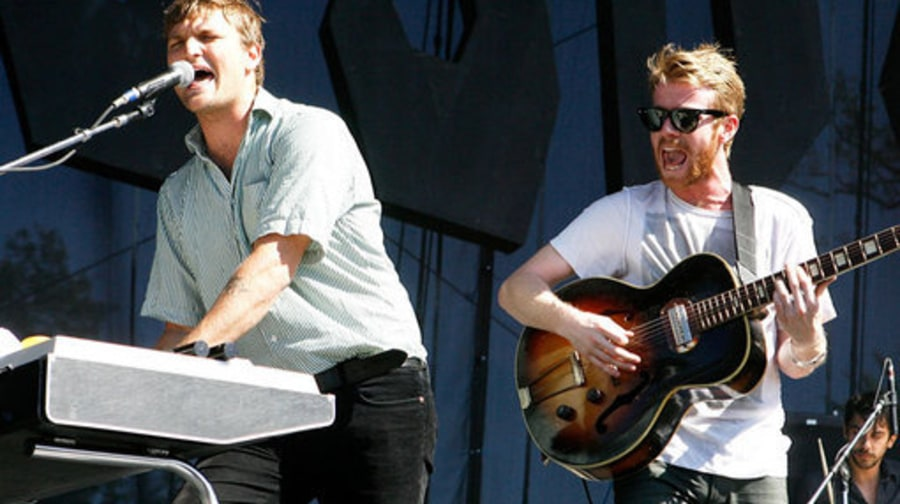 Voodoo 2008: Cold War Kids