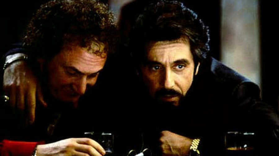 Sean Penn Movies: 1993: Carlito's Way