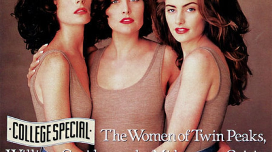 The Women of 'Twin Peaks'