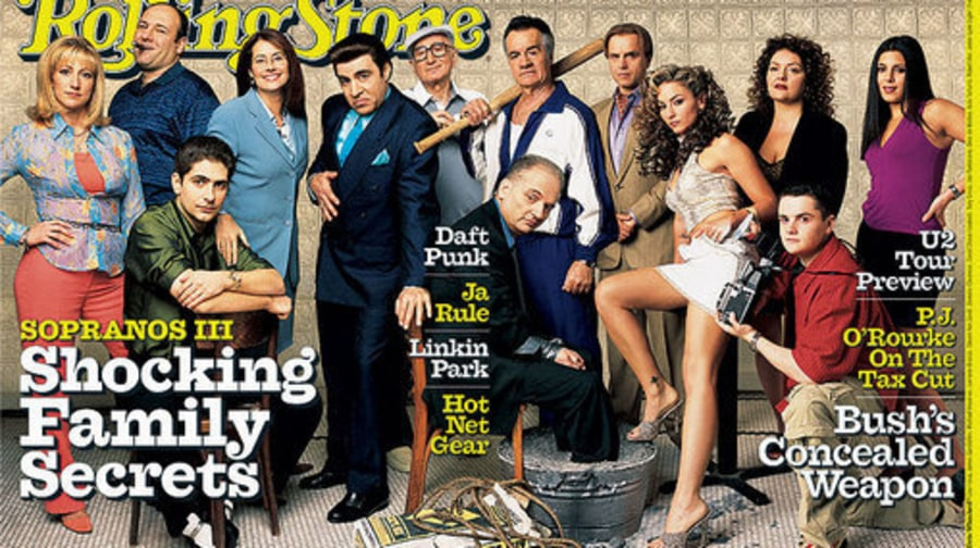 The Cast of 'The Sopranos'