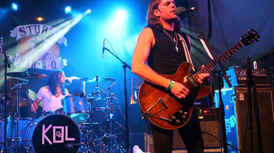 Kings of Leon: 2007: March sxsw