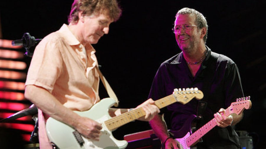 Eric Clapton and Steve Winwood Tour: clap n wood 07 2