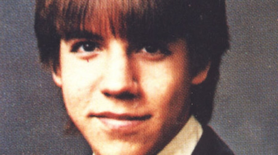Rock N Roll High School: Anthony Kiedis: 12th Grade