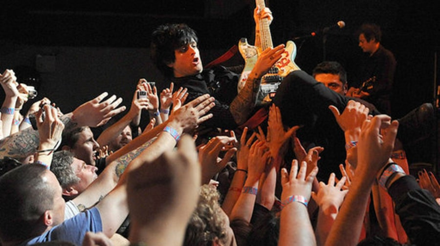 Green Day Bowery: 10