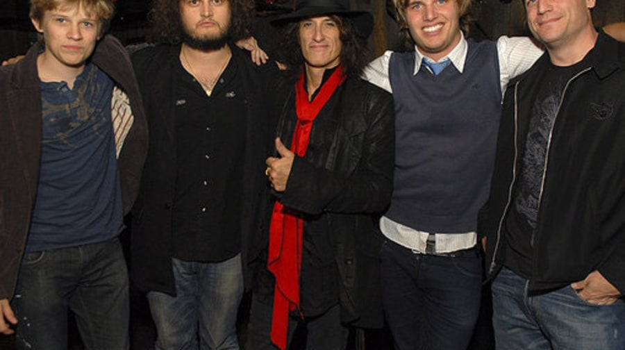 Rock-Star Kids: Adrien and Tony Perry: Joe Perry