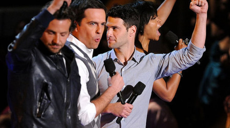 MTV Movie Awards 2009: Hangover