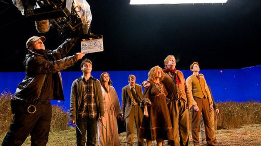 Harry Potter and the Half Blood Prince: Behind the Scenes in the Studio