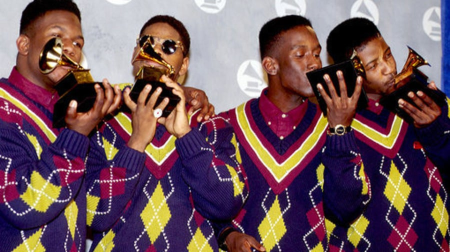 Sweaters: Boys II Men