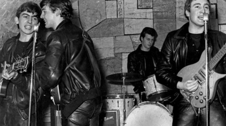 Beatles Timeline: 1961: Beatles at the cavern club