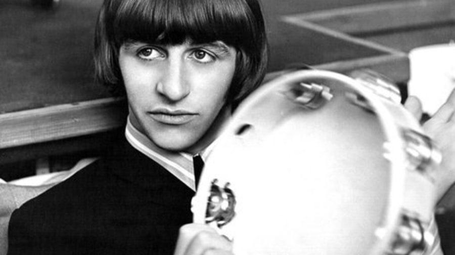 Beatles Timeline: 1964: Ringo portrait | The Beatles ...  Beatles Timelin...