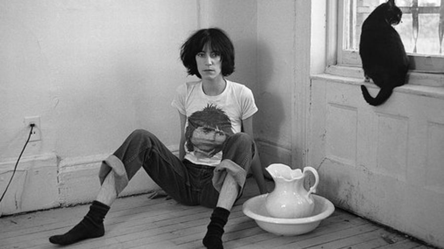 Music Legends and their Animals:  Patti Smith