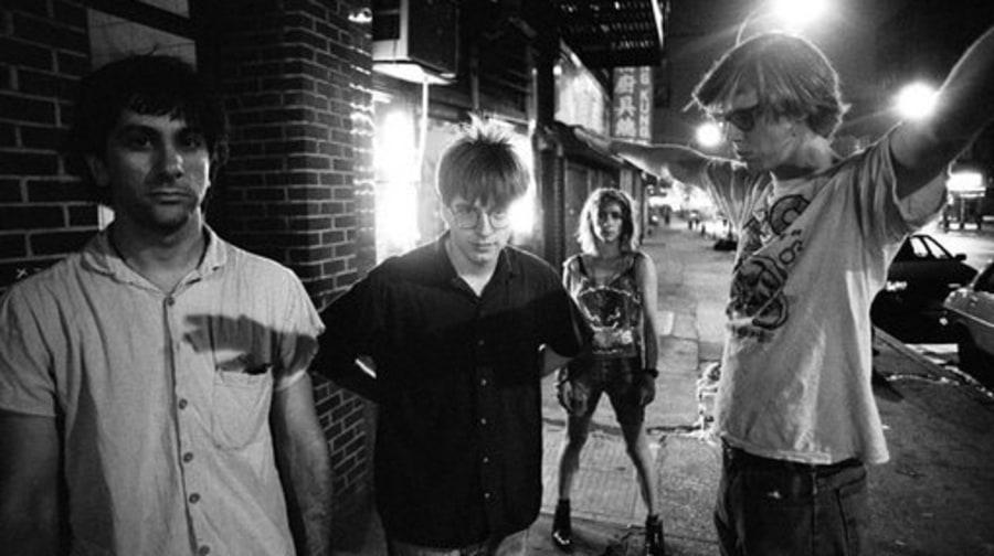 Sonic Youth 1988 Photos The Rise Of Nirvana Smashing