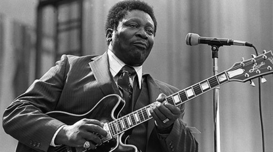 Rock Hall: BB KING