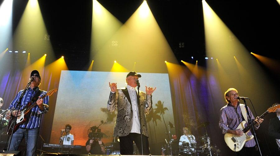 Flashback: Beach Boys Prematurely End Reunion Tour in London
