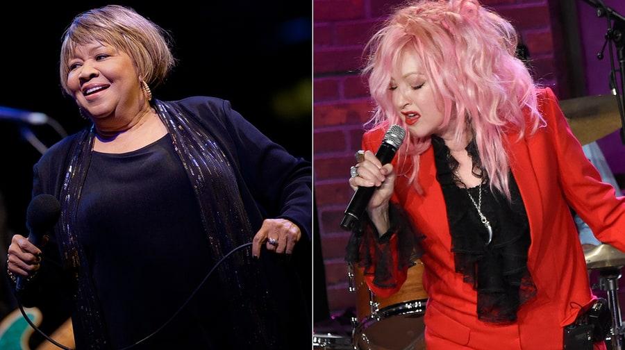 Mavis Staples, Cyndi Lauper Top God's Love We Deliver Benefit Concert