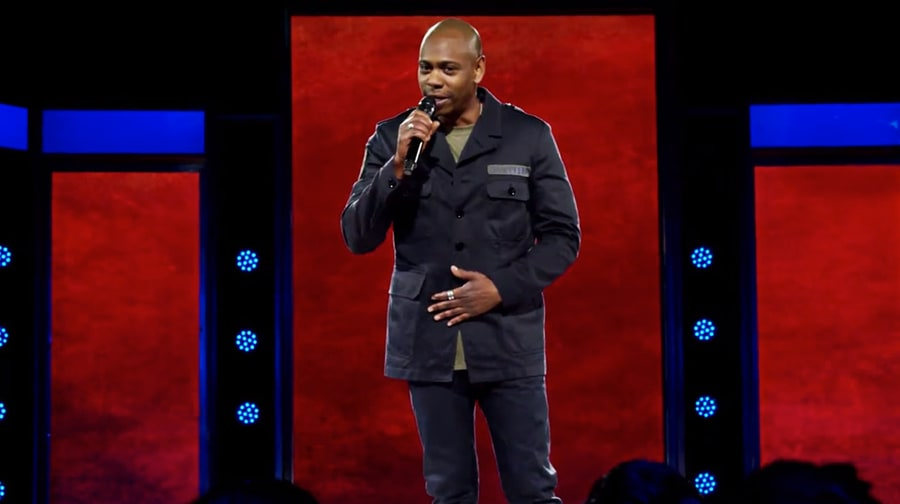 Watch Dave Chappelle Tackle ISIS, O.J. Simpson in New Stand-Up Trailer