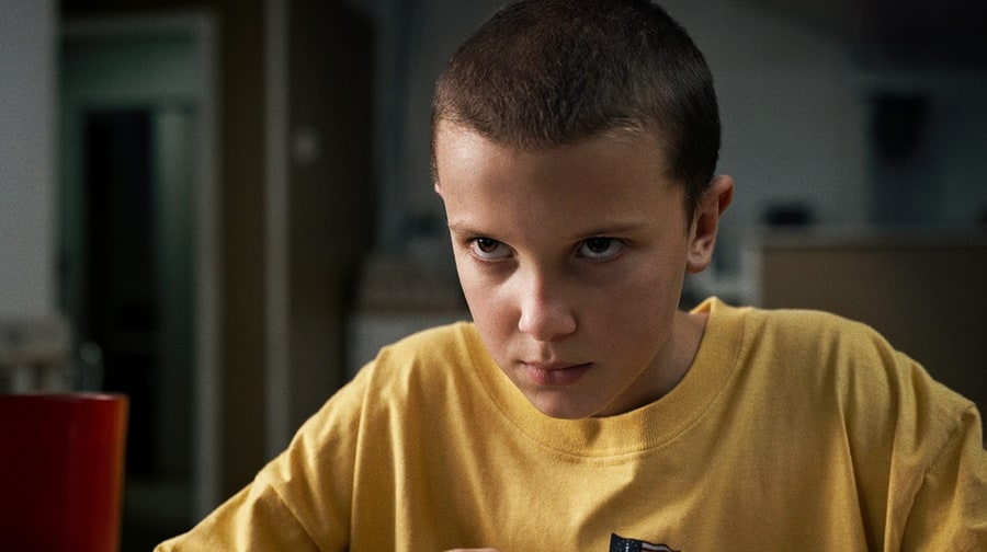 Eleven, 'Stranger Things'