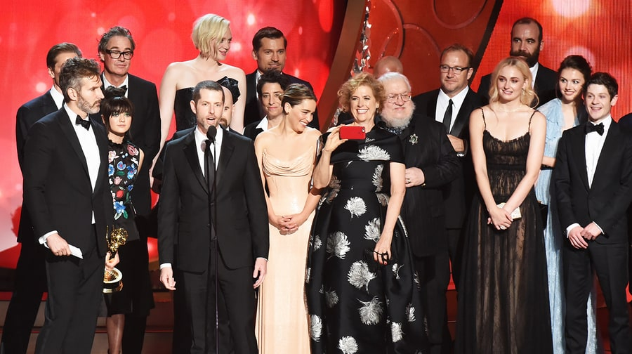 Best: 'Game of Thrones' Goes Down in Emmy History