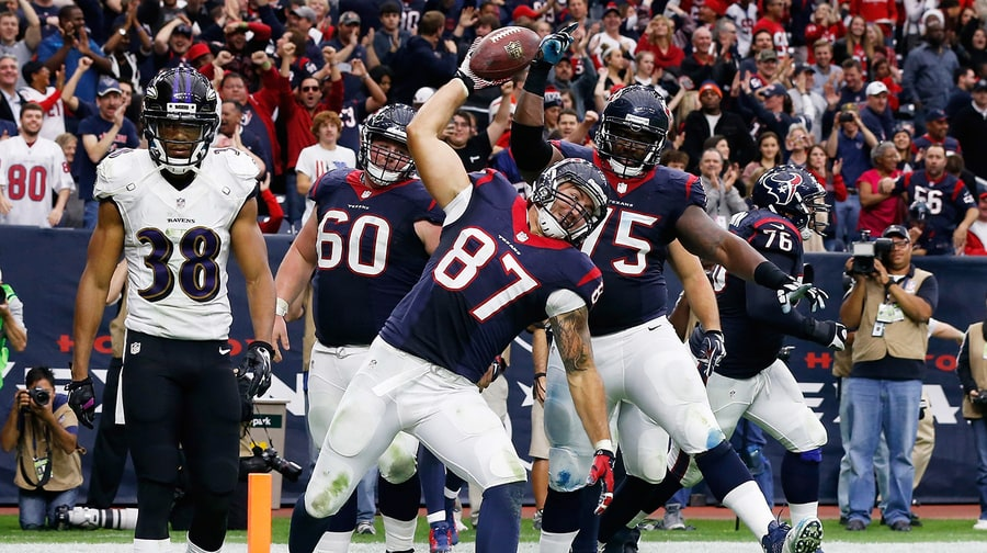How Houston Texans Became NFL's Biggest Playoff Underdogs