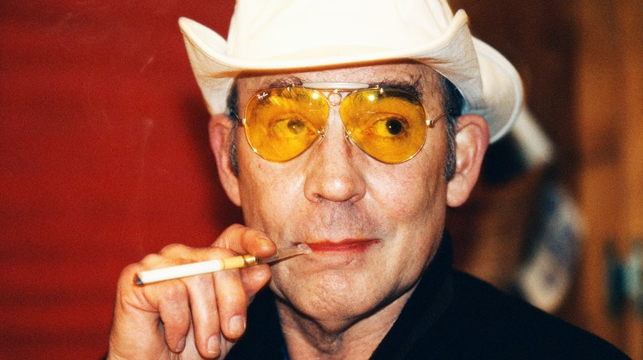 Hunter S. Thompson Widow Plots Weed Strains Based on Author's Pot