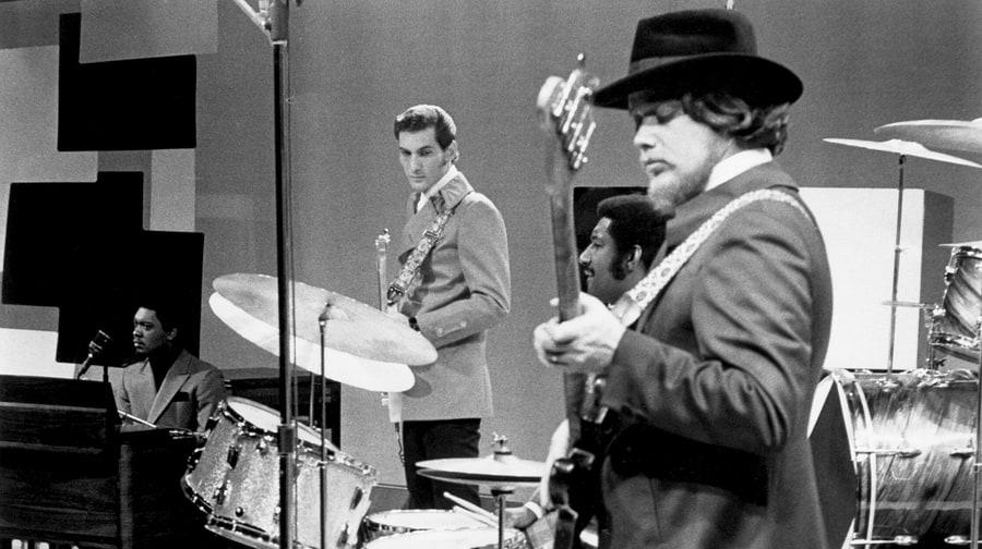 Lewie Steinberg, Original Booker T. & the M.G.'s Bassist, Dead at 82