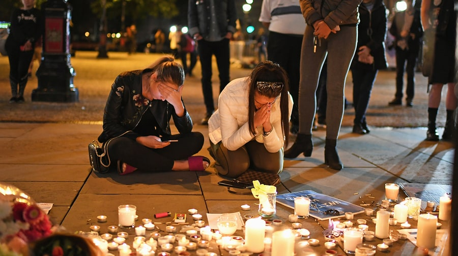 Manchester Parents Vow: Our Kids Won't 'Live in Anger or Fear' After Concert Bombing