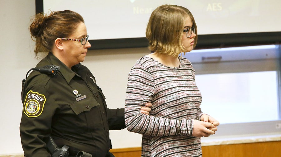 Slender Man: Morgan Geyser's Mom Begs Court to Toss Confession