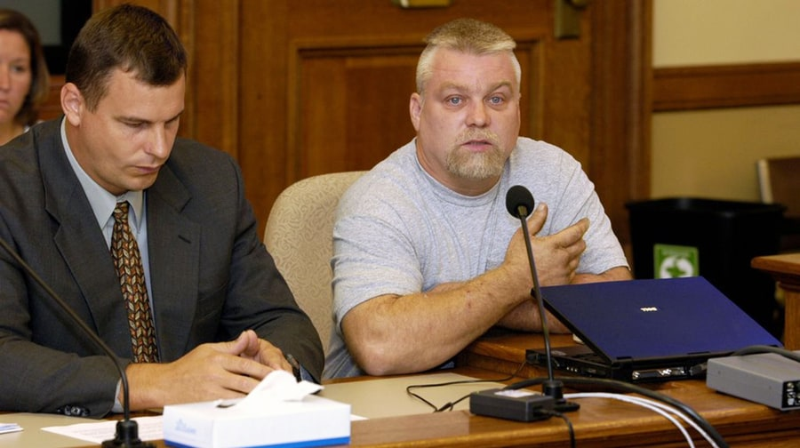 'Making a Murderer' Subject Steven Avery Gets Engaged