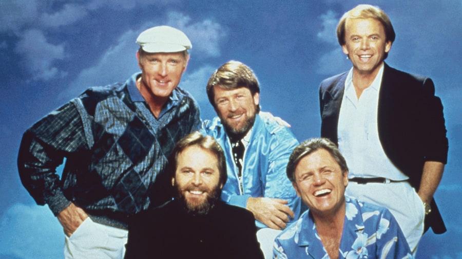 Flashback: The Beach Boys Record 'Problem Child' Theme Song