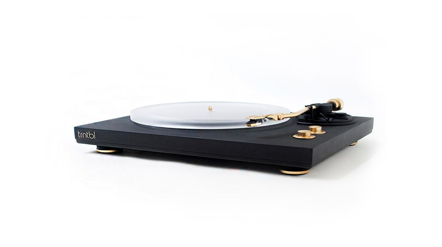 The Wireless Turntable: TRNTBL by VNYL