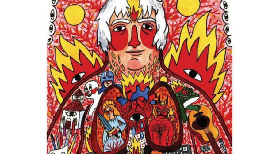 The Incantations of Daniel Johnston, Scott McClanahan and Ricardo Cavolo (Two Dollar Radio)