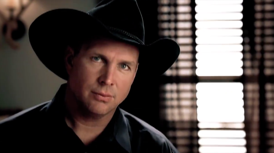 See Garth Brooks Get Political With Unearthed 'We Shall Be Free' Video