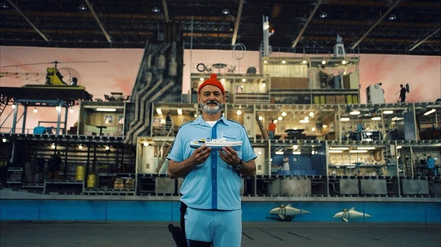 Steve Zissou from