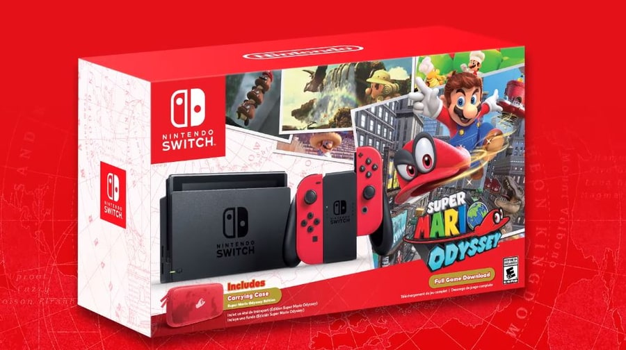 'Super Mario Odyssey' Nintendo Switch Unveiled, New Game Details Dropped