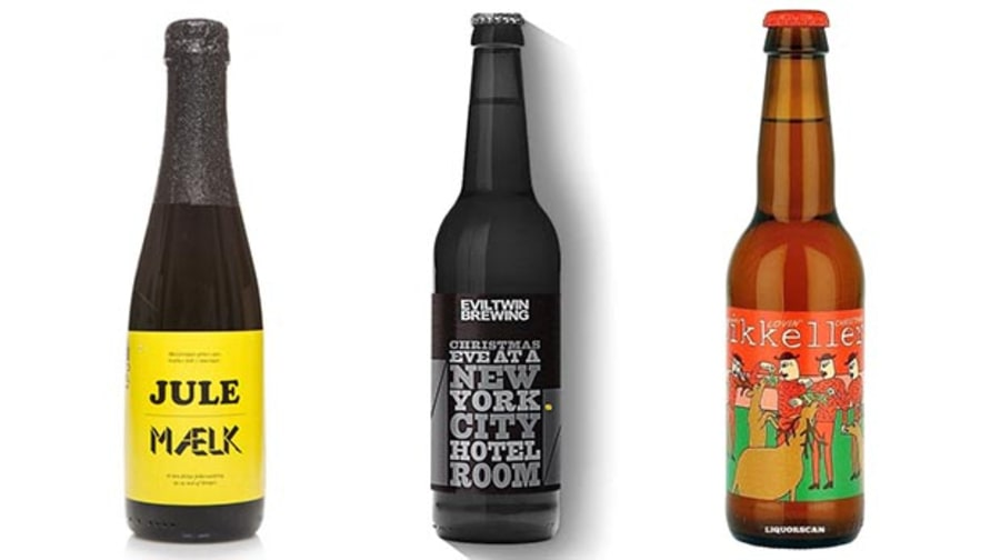 Our 22 Favorite Christmas Beers