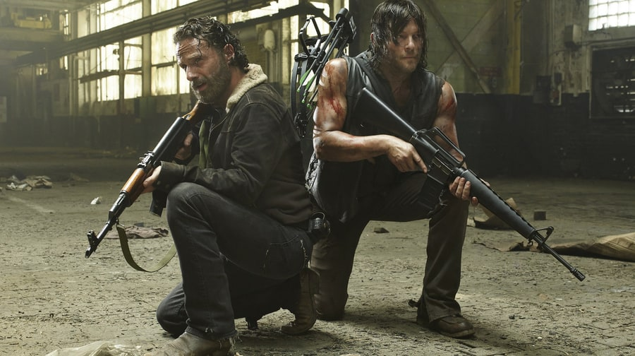 Sun 10/23: The Walking Dead (AMC)