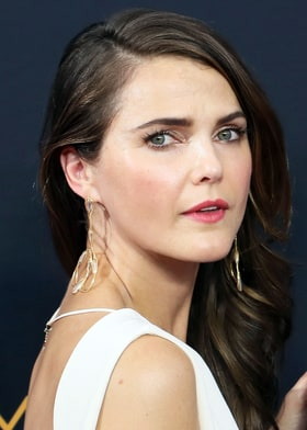 Keri Russell's Dewy Complexion