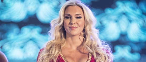 Charlotte Flair Readies for Her WWE 'Money in the Bank' Moment