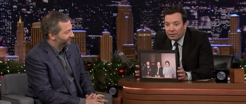 Watch Judd Apatow Talk Meeting Bruce Springsteen on 'Fallon'