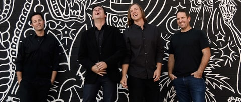 Jimmy Eat World on Accepting 'Integrity Blues,' Why Happiness Is Overrated
