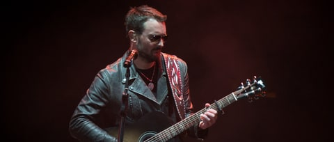 See Eric Church's Thought-Provoking 'Kill a Word' From Amazing Solo Show