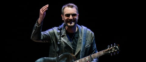 Eric Church to Release New Live EP From Red Rocks